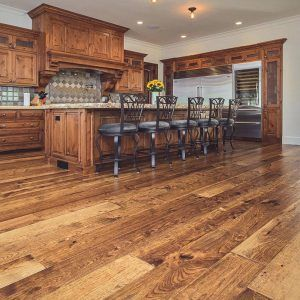 Knotty Alder Hardwood Flooring Hickory Flooring Rustic