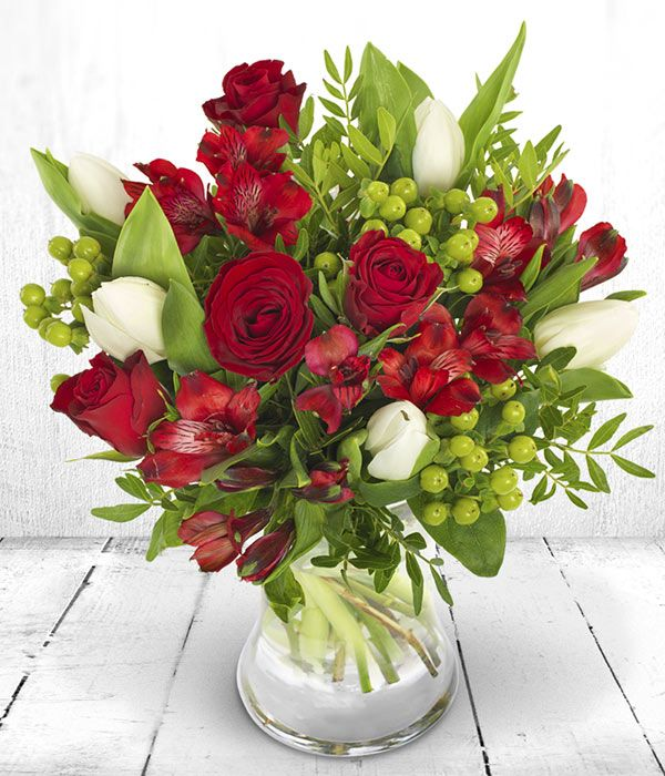 28 best Christmas Flowers images on Pinterest | Christmas flowers ...