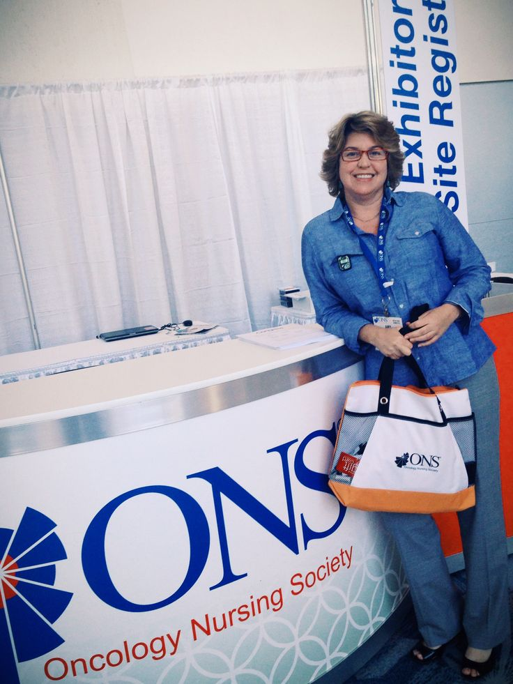Oncology Nursing Society Conference, Anaheim, CA.  May 2014
