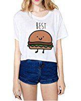 JWBBU Mujeres Camiseta Manga Corta Con Cuello Redondo Personalizar Camisetas Cortas Personalizadas Mujer Baratas Divertidas