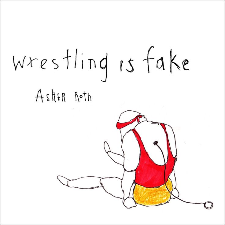 Asher Roth – Wrestling Is Fake