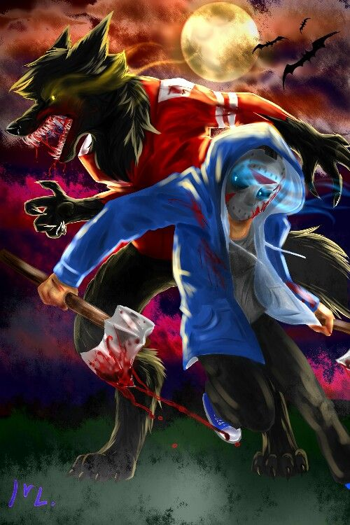 Look at this badass fanart made for VanossGaming and H2ODelirious, by MarcySnOwy on Twitter! =O