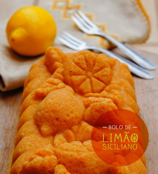 receita-bolo-de-limao-siciliano-all-about-cakes: Bolo De, Sugar Rush