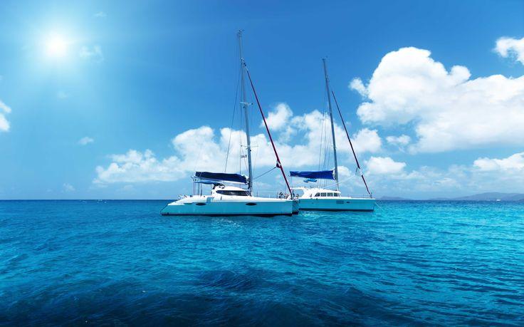 The Magic of Sailing in the Greek Seas! via @revealgreece