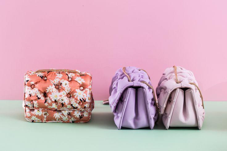 Benedetta Bruzziches, spring summer 2016 Carmencitas daisy bag!! Happily MADE IN ITALY by ARTIGIANAUTI