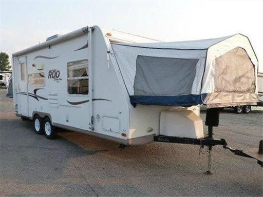 Options Check Out This 2004 Forest River Rv Rockwood Roo 232