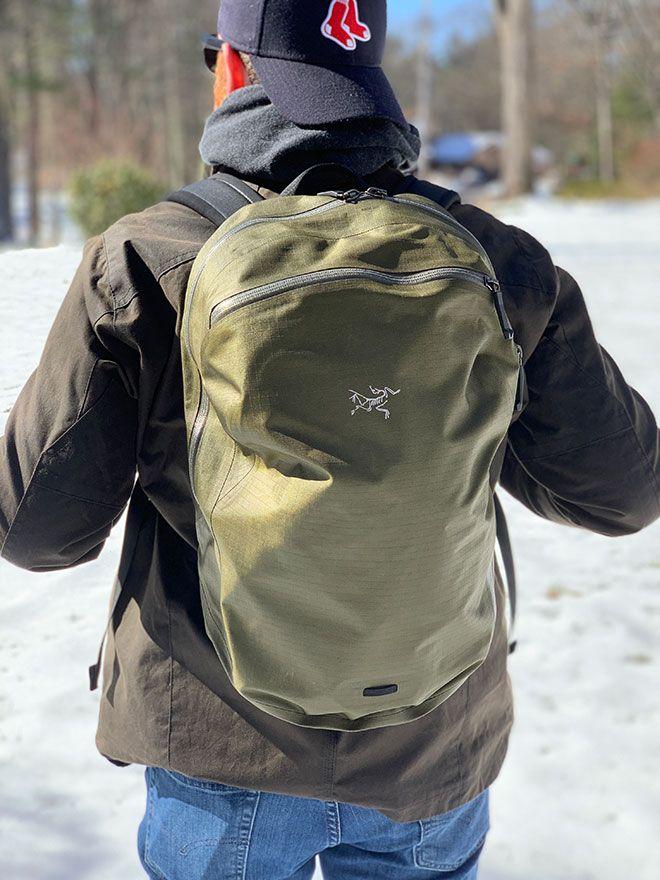 d00b90ad2c8 Arc'teryx Granville Zip 16 Backpack | EDC & Survive in 2019 ...