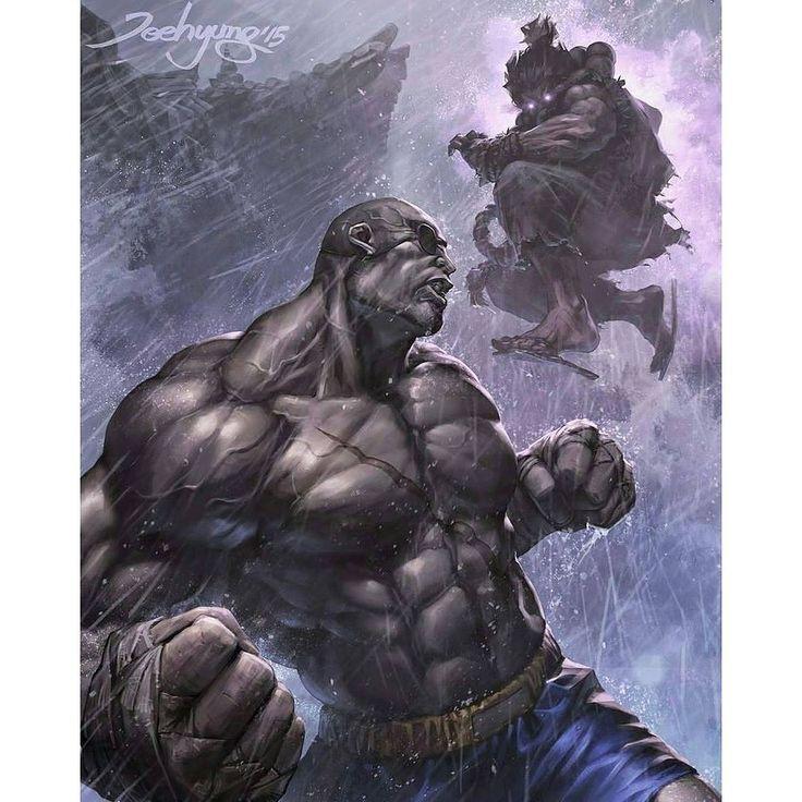 from Logan Desing -  @Regrann from @thegeekrealm2 -  By 이지형 (Jee-Hyung Lee... from Logan Desing -  @Regrann from @thegeekrealm2 -  By 이지형 (Jee-Hyung Lee) #akuma #sagat #streetfighter #capcom #darkhadou #Arcade #tiger #gamer #videogames #fanart #deviantart #hadouken #Ryu #martialarts #dopeart #Regrann #superheroencyclopedia by superheroencyclopedia.com