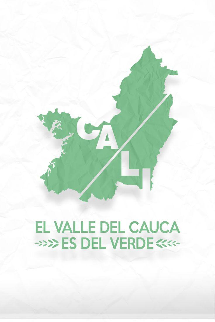 El valle Del Cauca Es Del Verde