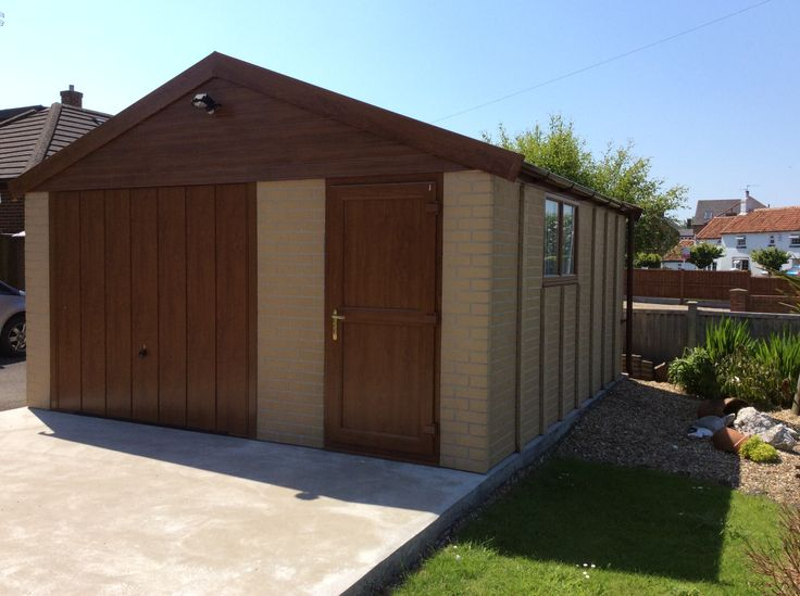 36 Best Concrete Garages Sheds Images On Pinterest Make Your Own Beautiful  HD Wallpapers, Images Over 1000+ [ralydesign.ml]