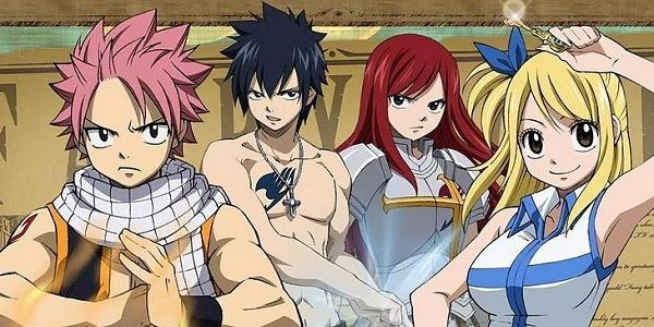 Preview for Fairy Tail the Movie: Phoenix Priestess English Dub ...