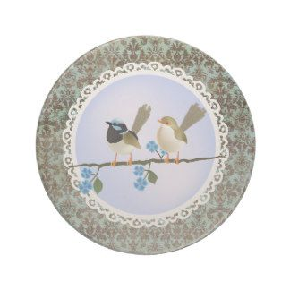 Love birds coaster