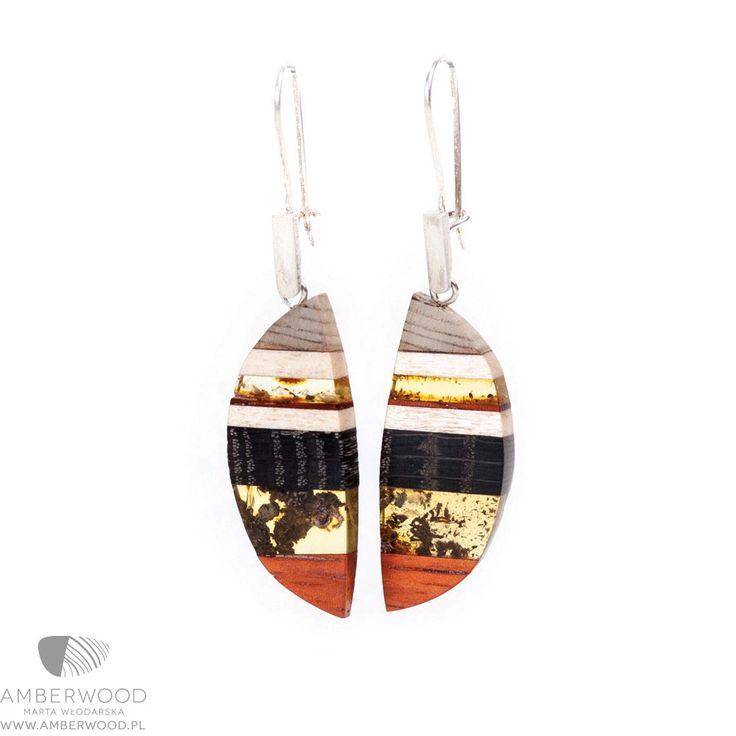 Earrings Amberwood LUX1205
