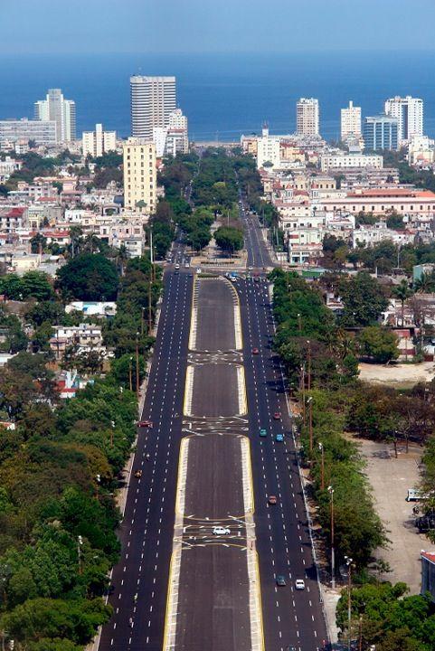 Habana, Cuba Como  para  correr!!!