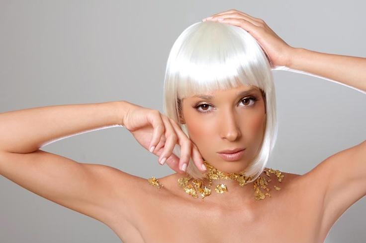 Clara Villar - Model Beauty Expo Peroni Lounge, Photography by Yamil Miranda