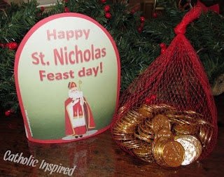 St. Nicholas Party!!! {Hats, Decorations, Cupcakes, Games and more!} | Catholic Inspired ~ Arts, Crafts, and Activities!