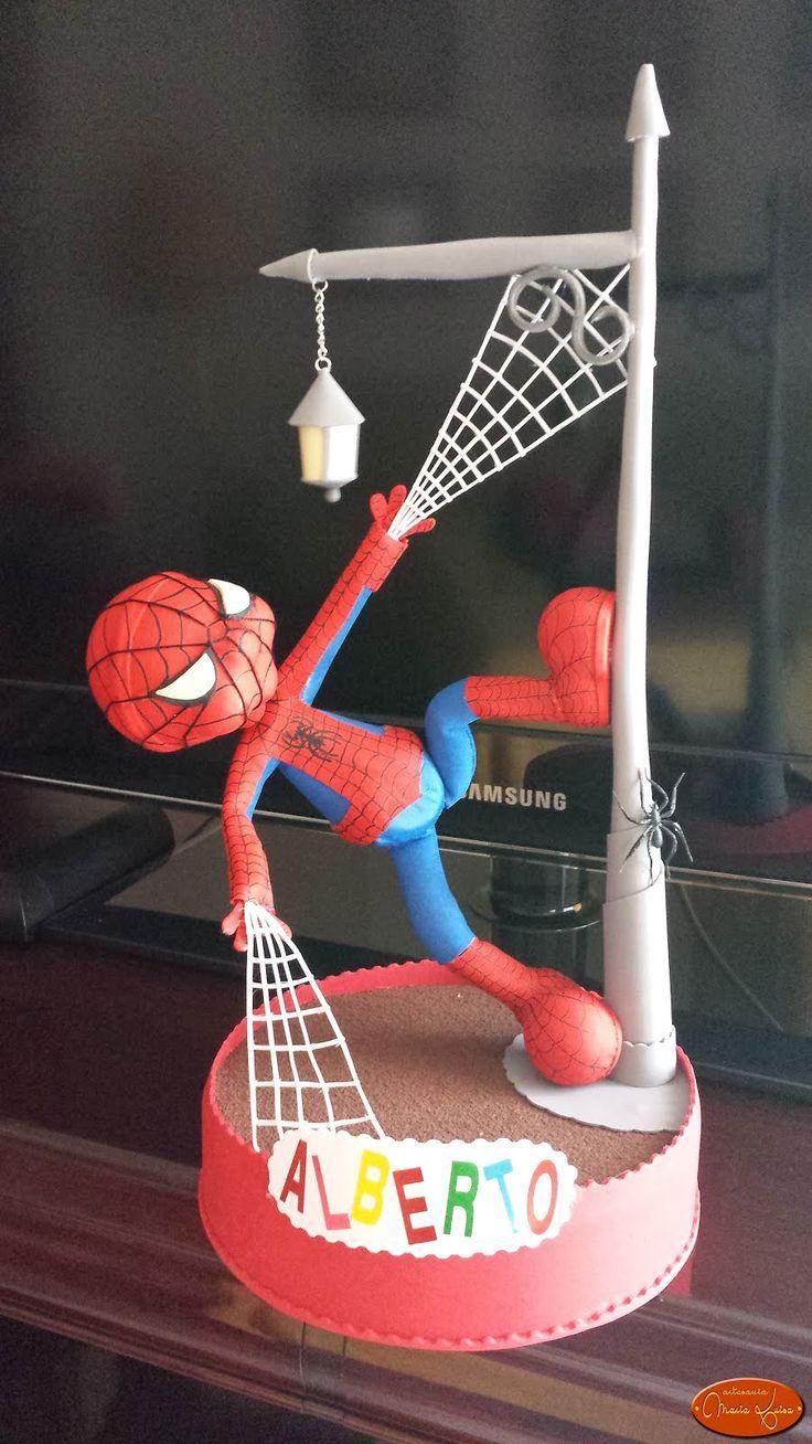 Fofucho spiderman