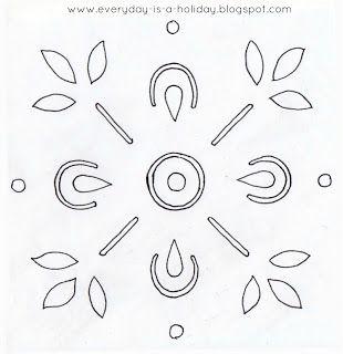 Decorando a Parede com Vários Moldes de Stencil
