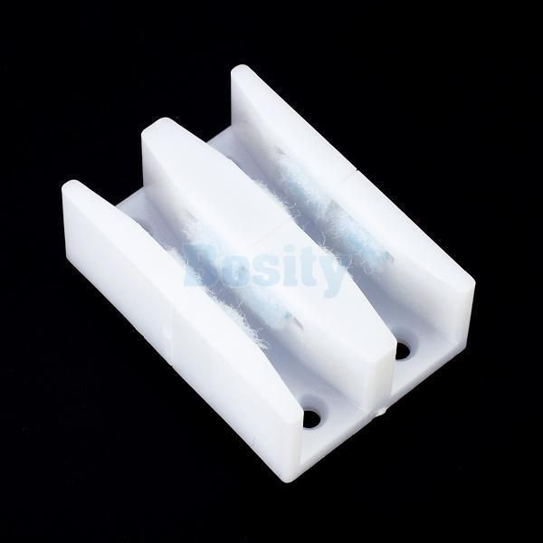 1 4 5 Wide Sliding Shower Door Bottom Guide For 6mm 10mm Glass