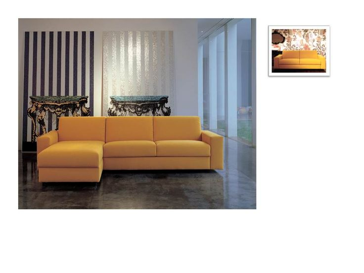 Modern Sofa Bed With Storage. This Italian Sofa Bed Feature A Modern Design  Andu2026