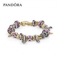 Pandora Bracelet Pas Cher Pandora Belle En Bracelet Inspiration Lilas