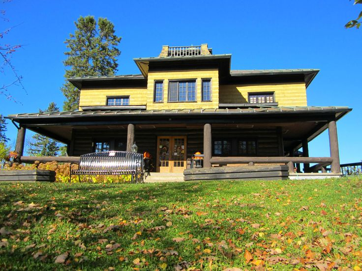Sir Harry Oakes Chateau, Kirkland Lake, Ontario