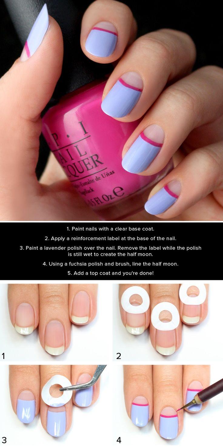 12 besten Nail art Bilder auf Pinterest | Geschafft, Englisch ...