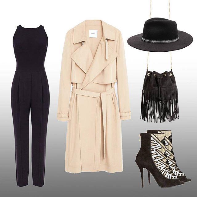 Çarşamba'nın ilk stili..✌ First style of wednesday..✌ H&M Balmain Ayakkabı, @hm @balmainxhm shoes *599tl Twist tulum, @twistturkiye overall *399tl Mango trençkot, @mango trench coat *199,99tl Stradivarius şapka, @stradivarius hat *59,95tl H&M Çanta, @hm bag *49,99tl  #fashion #pashion #style #stylish #istanbul #moda #tarz #stil #outfit #ootd #lotd #hm #balmain #stradivarius #mango #twist #instagram #instamood #instagood