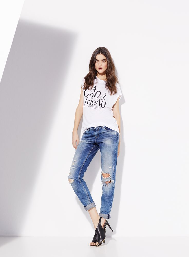 Jeans & Denim 2015 campaign starring Blanca Padilla  www.suiteblanco.com