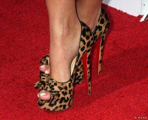 Туфли леопардовые купить
