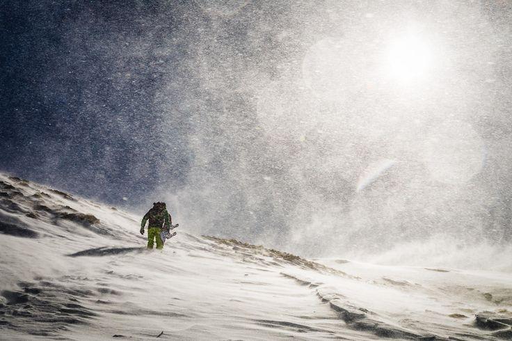 Riders on the Storm by Federico Ravassard