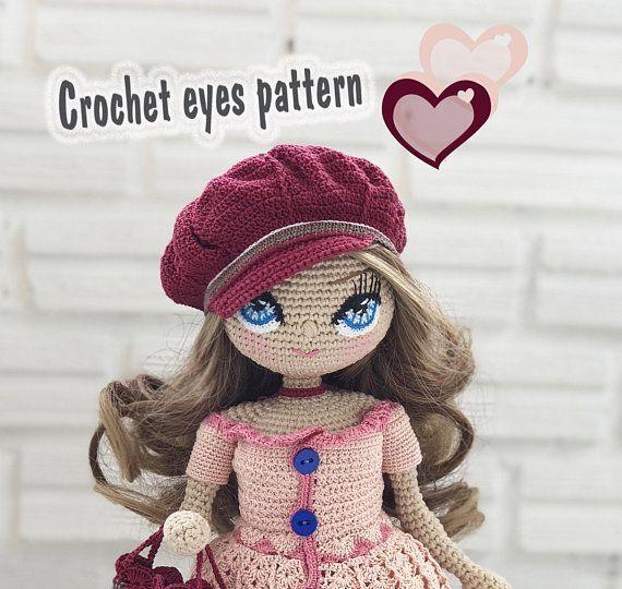 Best Amigurumi Tips and Tricks for Doll Faces - thefriendlyredfox.com | 540x570