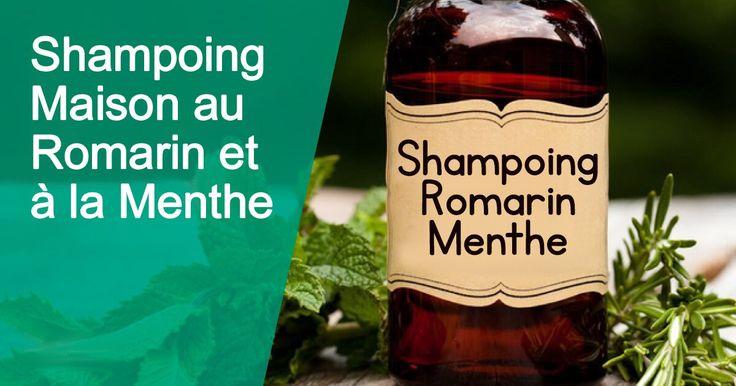 Les shampoings conventionnels peuvent être coûteux et contiennent des produits chimiques nocifs qui dépouillent vos cheveux de leurshuiles naturelles. Au lieu de cela, essayez cette recette de shampoing maison au romarin et à la menthe! Il est très facile à faire, peut aider à épaissir les cheveux et à réduire les pellicules! Essayez-le dès aujourd'hui! …