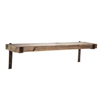 Get Rustic Wood Plank Shelf online or find other Shelves & Wall Sconces products from HobbyLobby.com