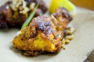 Persian Fried Chicken