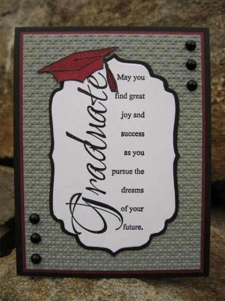 Graduate by catcrazy - Cards and Paper Crafts at Splitcoaststampers