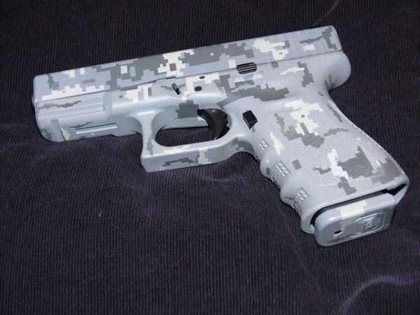 #Survival #Protection - Glock 19 Digi camo