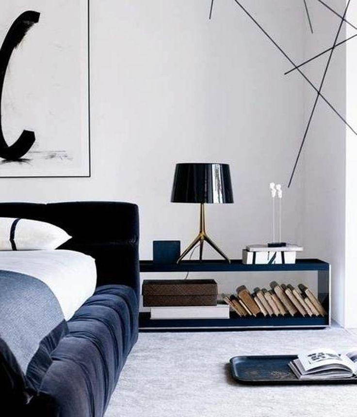 Masculine Bedrooms for Men | Better Home and Garden