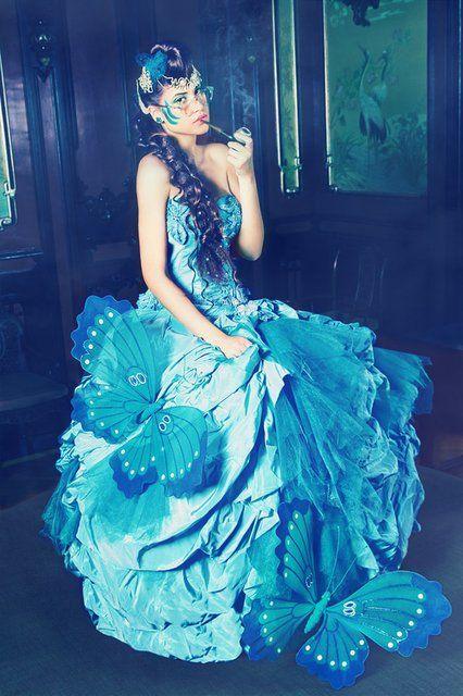 ♥ Alice in Wonderland dress