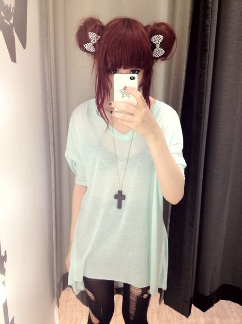 """~cosma shanti~ <3 love her style <3 hope she can get her clothing brand """"melt"""" !! :D she makes great clothes :)"""