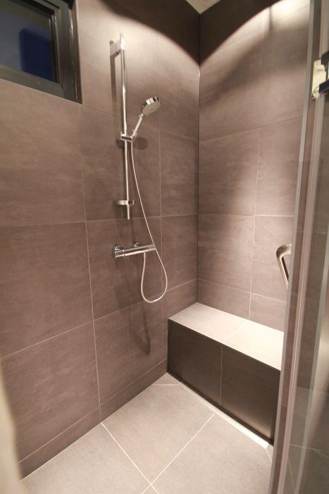 badkamer met inloopdouche voorbeelden - Google zoeken