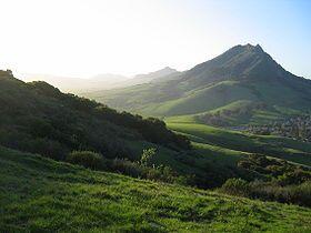 Bishop Peak in San Luis Obispo. A fun, moderate hike with amazing views!