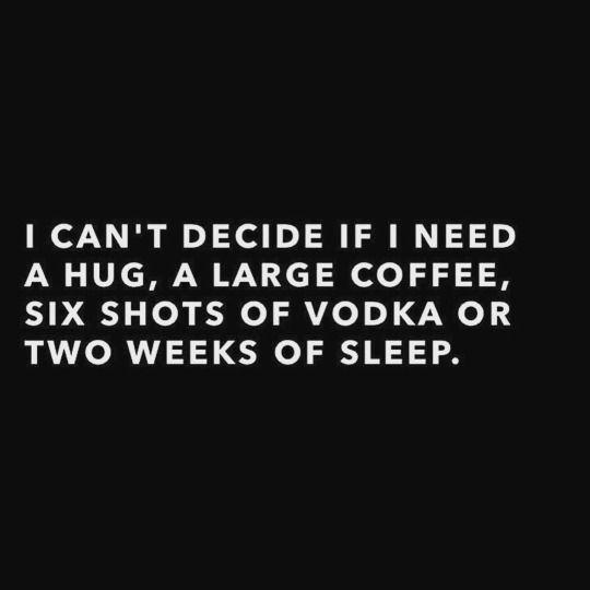 vodka or sleep   Tumblr