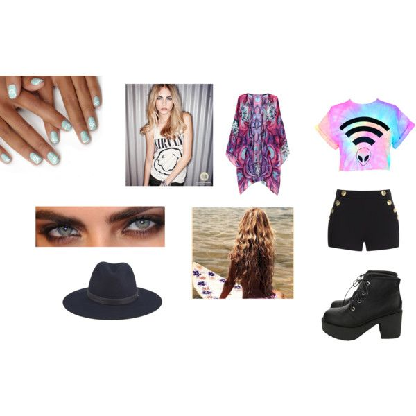 Day out by fivesaucescondiment on Polyvore featuring Boutique Moschino, Feather & Stone and rag & bone