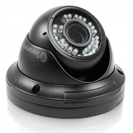 Swann PRO-A851V - 720P Vari-Focal Day/Night Security Dome Camera - 20m Night Vision