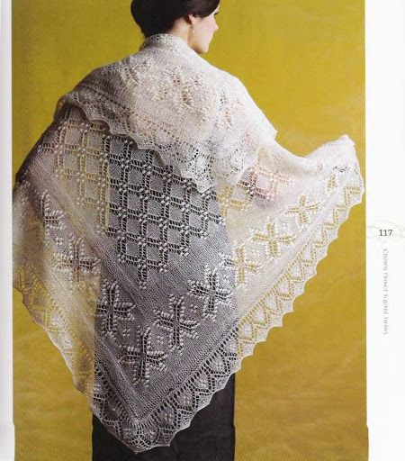 Knitted Lace of Estonia - 117