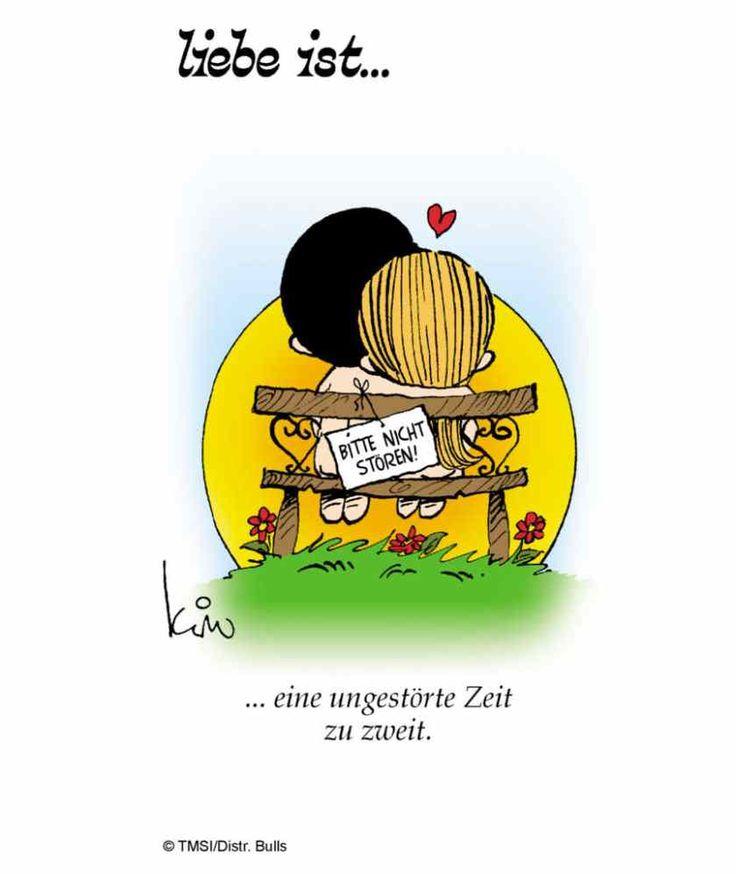 """""""Liebe ist…"""": Die legendären Cartoons jetzt auch bei"""