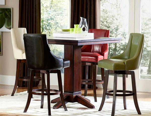 49 Simple Dining Room Multicolored Chairs Ideas Simple Kitchen