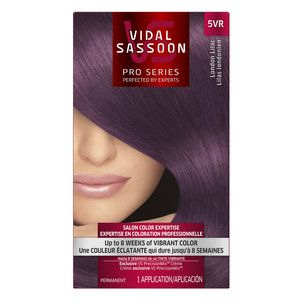 Vidal Sassoon Pro Series Hair Color, 5VR London Lilac