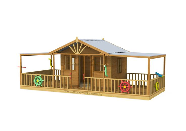 18 best cubby houses for christmas images on pinterest for House plans cairns